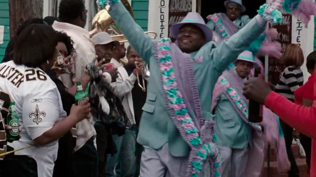 Second Line Steppers Treme
