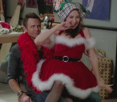 Community Sexy Santa