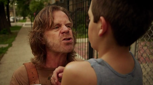 Shameless Frank and Carl Summer Lovin